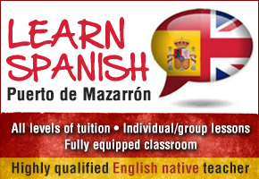 Vivien Stuart Spanish language classes for expats in Puerto de Mazarrón