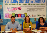 9th to 12th October, outlet fair in Águilas