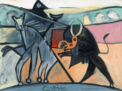 14th, 28th October and 11th November guided tours of Picasso artwork