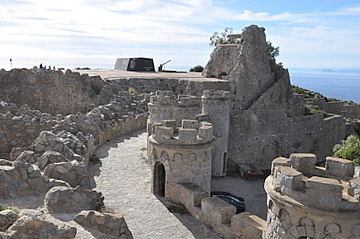 <span style='color:#780948'>ARCHIVED</span> - Cabo Tiñoso, The batteries of Castillitos and El Jorel