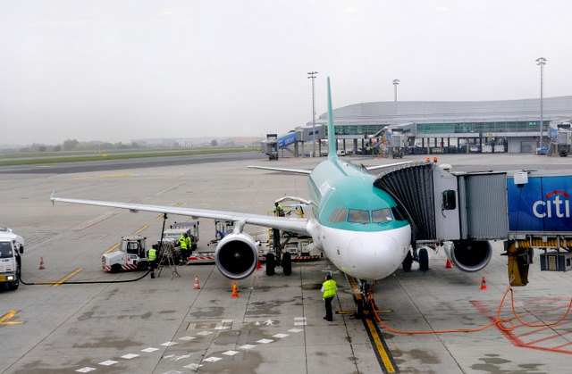 <span style='color:#780948'>ARCHIVED</span> - Aer Lingus fills winter void of flights between San Javier and Dublin