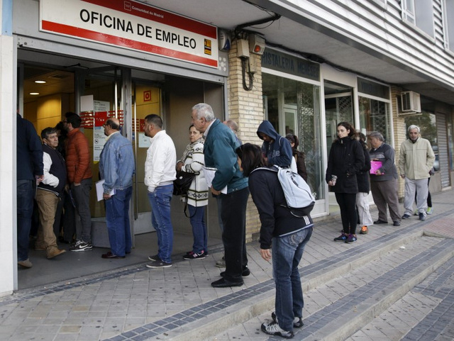 <span style='color:#780948'>ARCHIVED</span> - Murcia unemployment figures down in the third quarter