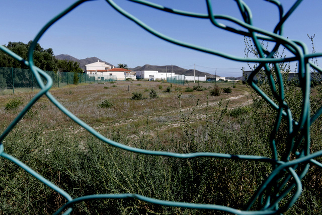 <span style='color:#780948'>ARCHIVED</span> - Murcia region could be part of solution for Palomares radioactive waste