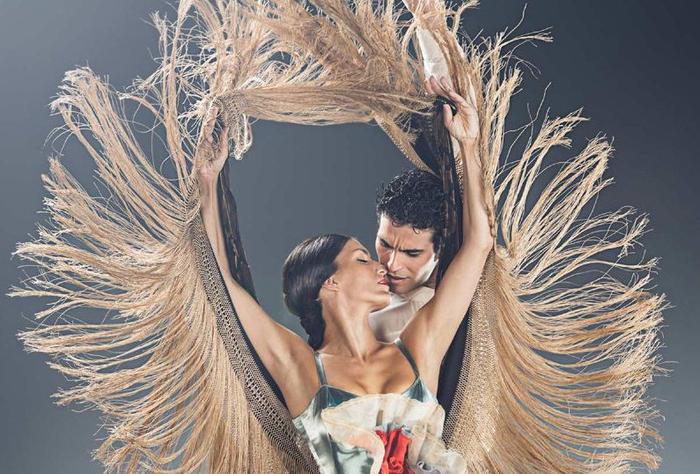 7th April: The Spanish National Ballet perform Alento & Zagu�n in Murcia