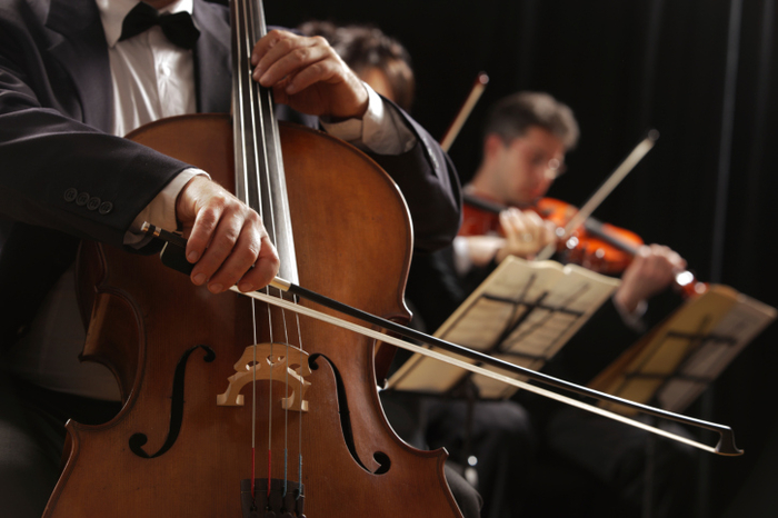19th March, classical music at the Auditorio V�ctor Villegas in Murcia