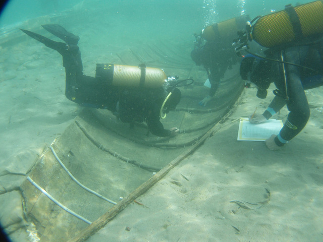 Phoenician shipwreck in Mazarrón will be lifted from the seabed