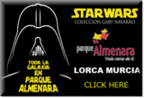 The Star Wars universe has arrived at Parque Almenara – Don't Miss It!