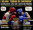 28th November, boxing in Cartagena