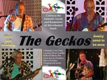 December 1st The Geckos afternoon show at The Arches, Los Alcazares