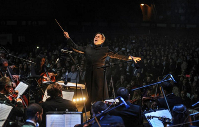 18th December, Film Symphony Orchestra perform live in Murcia