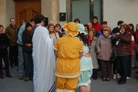 20th March free guided theatrical tour of Alhama de Murcia