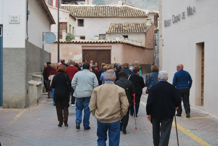 13th March free guided route of the Mula historic old quarter