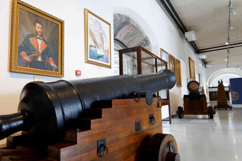 Saturday 6th February ENGLISH guided tour:  Military tour of Cartagena with tapas