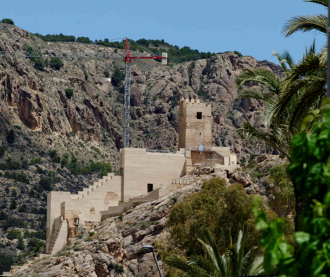 Saturday 20th February ENGLISH tour Alhama de Murcia baths and castle