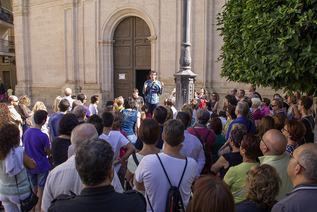 5th March free guided visit of Molina de Segura: Historias ins�litas
