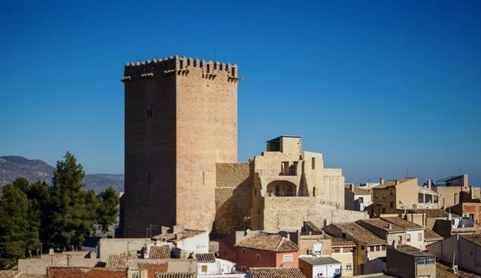 13th February Moratalla castle open for visits