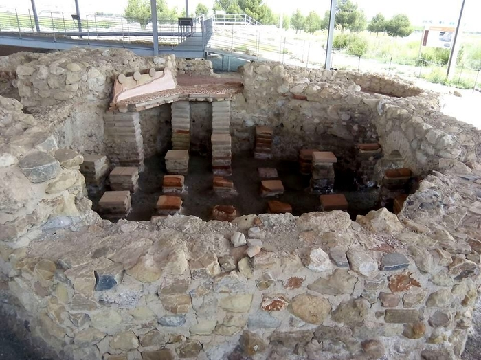 27th and 28th February free guided tour of the Villaricos Roman Villa in Mula