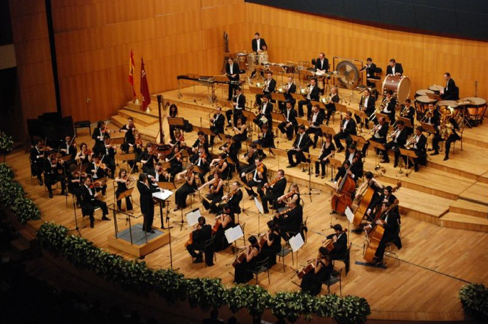 29th February, the music of Manuel Fernandez Caballero at the Murcia auditorium