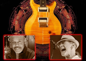10th February, tribute night to Carlos Santana, Teatro Romea Murcia