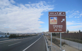New tourist road signs promote visits throughout Murcia