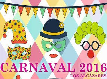26th February Los Alc�zares carnival for Euroresidentes