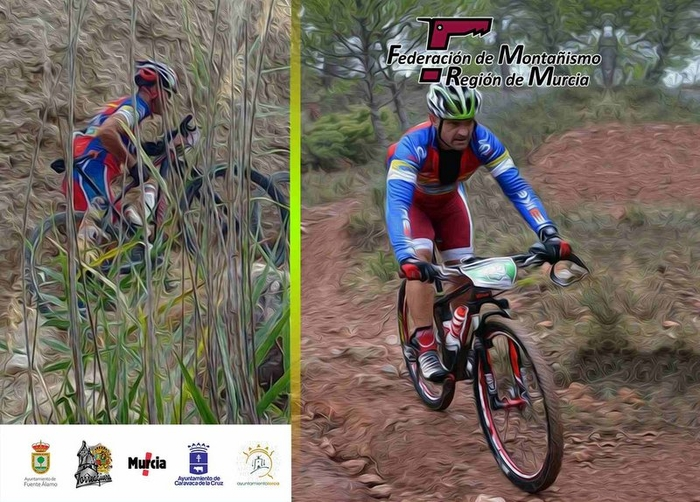 28th February, Iron Cross Barranda mountain bike race