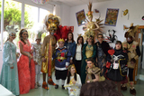 Aguilas carnival gets under way at occupational therapy centre