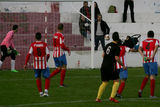 Mazarrón lose to Totana after ref fails to see red