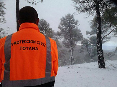 Murcia prepares for the arrival of cold weather on Sunday