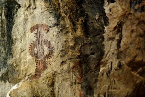 27th February guided prehistoric rock art route Cieza