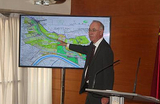Murcia unveils plans to improve the Paseo del Malecon
