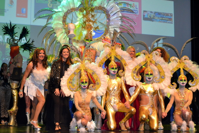 5822fb59631 Murcia Today - Drag Queen Gala Closes The 2016 Aguilas Carnival