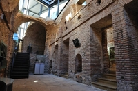 5th March free guided tour of the Los Baños thermal baths museum  in Alhama de Murcia