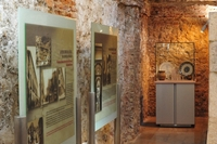 14th May free guided tour of the Los Baños thermal baths museum in Alhama de Murcia