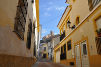 13th March free guided urban route of Alhama de Murcia