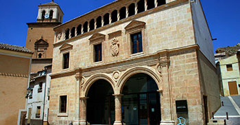 14th May free guided route of the historic old quarter of Jumilla