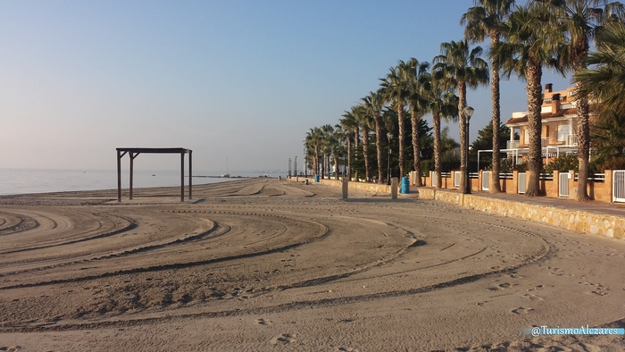 7th May free guided tour of Los Alc�zares on foot