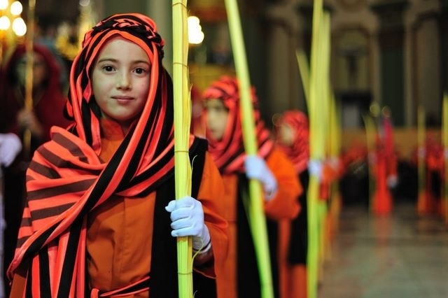 Semana Santa Cartagena 2016 18th to 27th March