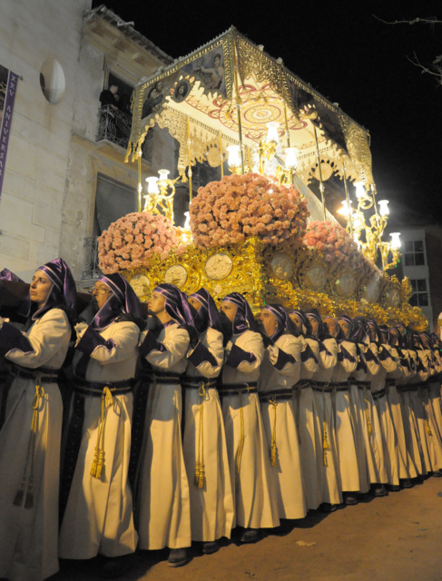 18th to 27th March Semana Santa in Lorca