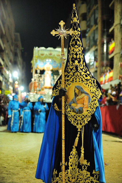 Buying tickets for the 2017 Lorca biblical processions