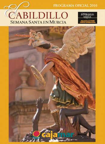 Murcia capital Semana Santa 2016 Programme in English