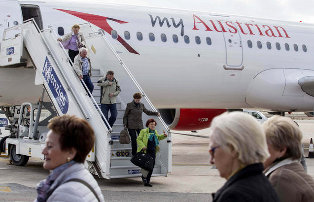 <span style='color:#780948'>ARCHIVED</span> - Cartagena prepares to welcome 10,000 Austrian visitors