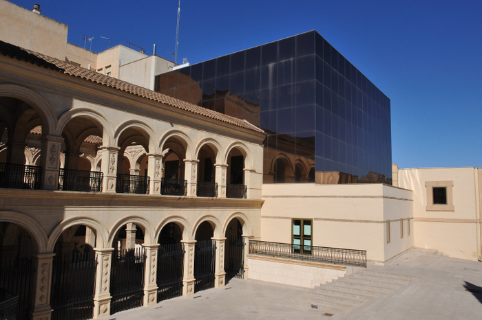 4th June ENGLISH language guided tour of Lorca