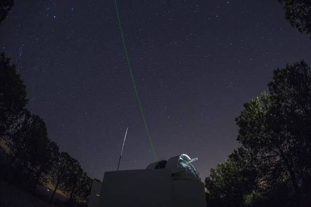 15th June free guided night-time visit to the Puerto Lumbreras Observatory