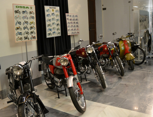 Classic motorcycles expo opens in San Pedro del Pinatar