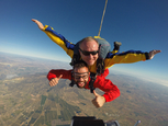Take a tandem Jump or learn to skydive with Skydive España in the heart of Murcia