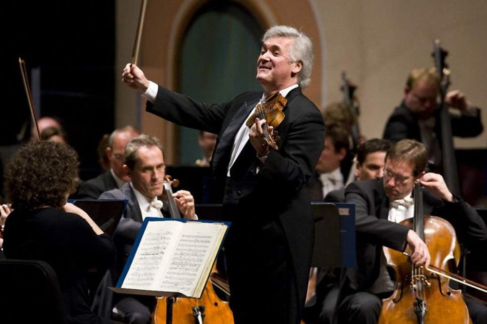 28th May, the Royal Philharmonic Orchestra from London at the Murcia auditorium