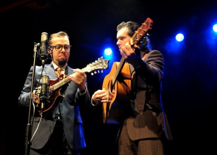 14th May, Hermanos Cubero at the Auditorio Victor Villegas in Murcia