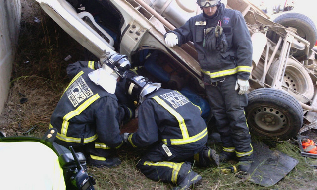 <span style='color:#780948'>ARCHIVED</span> - Five dead in Lorca motorway crash