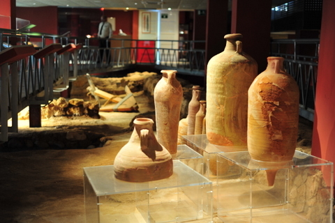 7th May free guided visit of the Puerto de Mazarr�n